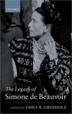 The Legacy of Simone de Beauvoir