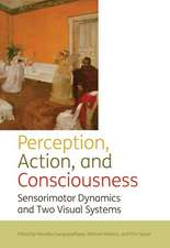 Perception, action, and consciousness: Sensorimotor Dynamics and Two Visual Systems