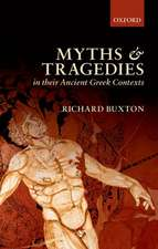 Myths and Tragedies in Their Ancient Greek Contexts:  The Story of the King James Version 1611-2011