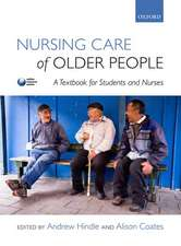 Nursing Care of Older People
