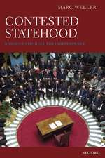 Contested Statehood: Kosovo's Struggle for Independence