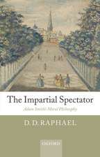 The Impartial Spectator: Adam Smith's Moral Philosophy