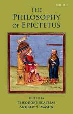 The Philosophy of Epictetus