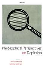 Philosophical Perspectives on Depiction