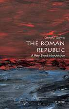 The Roman Republic: A Very Short Introduction