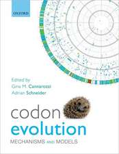 Codon Evolution: Mechanisms and Models