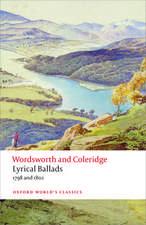 Lyrical Ballads: 1798 and 1802