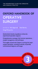 Oxford Handbook of Operative Surgery