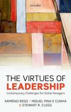 The Virtues of Leadership: Oxford University Press