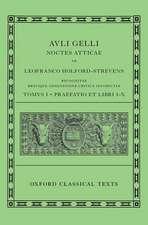 Aulus Gellius: Attic Nights, Preface and Books 1-10 (Auli Gelli Noctes Atticae: Praefatio et Libri I-X)