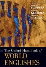 The Oxford Handbook of World Englishes