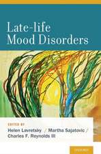 Late-Life Mood Disorders