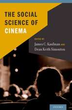 The Social Science of Cinema