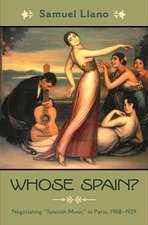 Whose Spain?: Negotiating Spanish Music in Paris, 1908-1929