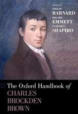 The Oxford Handbook of Charles Brockden Brown