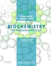 Biochemistry: The Molecular Basis of Life: International Fifth Edition