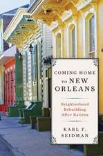Coming Home to New Orleans