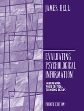 Evaluating Psychological Information