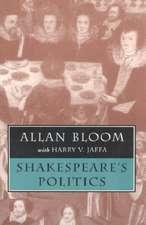 Shakespeare′s Politics (Paper)