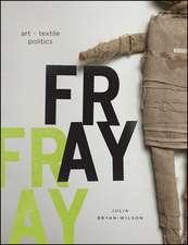 Fray – Art and Textile Politics, 1970s–1990s