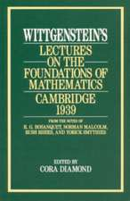 Wittgenstein`s Lectures on the Foundations of Mathematics, Cambridge, 1939