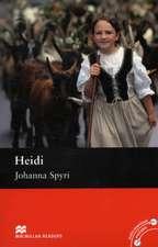 Macmillan Readers Heidi Pre Intermediate Without CD Reader