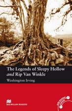 Macmillan Readers Legends of Sleepy Hollow and Rip Van Winkle The Elementary Without CD