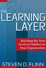 The Learning Layer: Building the Next Level of Intellect in Your Organization
