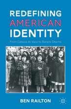 Redefining American Identity: From Cabeza de Vaca to Barack Obama