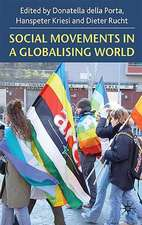 Social Movements in a Globalising World