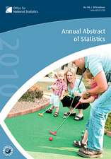 Annual Abstract of Statistics 2010