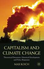 Capitalism and Climate Change: Theoretical Discussion, Historical Development and Policy Responses