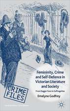 Femininity, Crime and Self-Defence in Victorian Literature and Society: From Dagger-Fans to Suffragettes