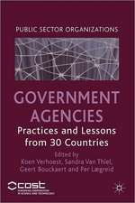 Government Agencies: Practices and Lessons from 30 Countries
