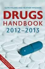Drugs Handbook 2012-2013