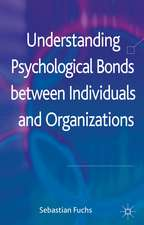 Understanding Psychological Bonds between Individuals and Organizations: The Coalescence Model of Organizational Identification