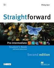 Straightforward Pre-intermediate Level