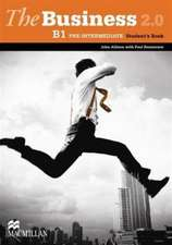 The Business 2.0 Pre-Intermediate Level Student's Book Pack