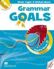 Grammar Goals Level 2 Pupil's Book Pack