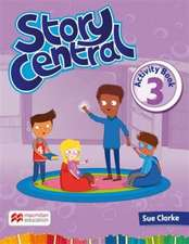 Story Central Level 3 Activity Book