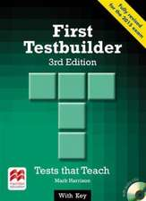FCE Testbuilder Student Book + Key Pack