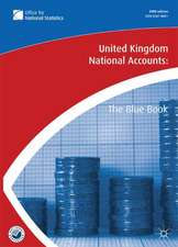 United Kingdom National Accounts 2008: The Blue Book