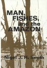 Man Fishes & the Amazon