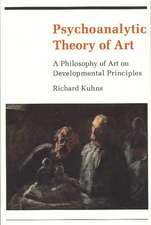 Psychoanalytic Theory of Art – A Philosophy of Art on Developmental Principles