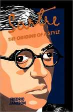 Sartre Origins of Style