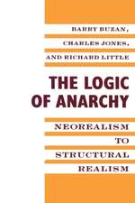 The Logic of Anarchy – Neorealism to Structural Realism (Paper)