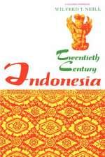 Twentieth–Century Indonesia