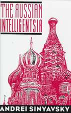 The Russian Intelligensia