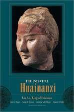 The Essential Huainanzi