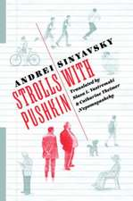 Strolls with Pushkin
